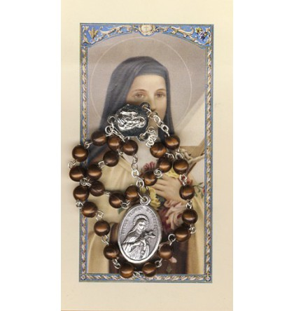 CHAPELET STE THERESE
