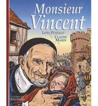 MONSIEUR VINCENT - Bande dessinée couleurs