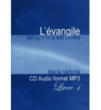 EVANGILE TEL QU IL M A ETE REVELE CD MP3 Livre 2
