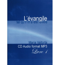EVANGILE TEL QU IL M A ETE REVELE CD MP3 Livre 3