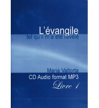 EVANGILE TEL QU IL M A ETE REVELE CD MP3 Livre 4