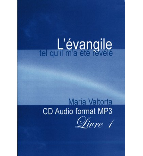 EVANGILE TEL QU IL M A ETE REVELE CD MP3 Livre 7
