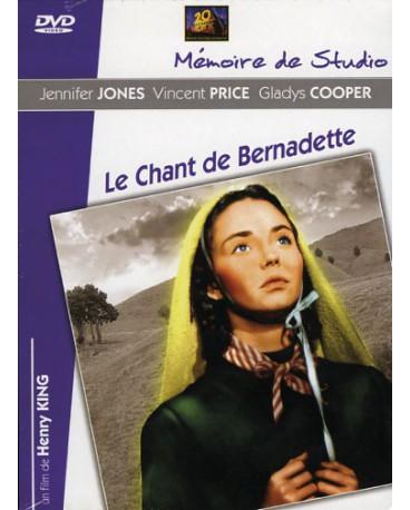 LE CHANT DE BERNADETTE DVD