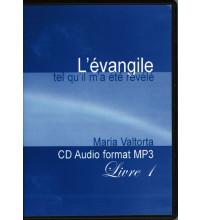 EVANGILE TEL QU IL M A ETE REVELE CD MP3 Livre 1