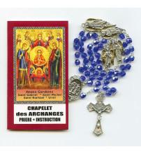 CHAPELET DES ARCHANGES + prière