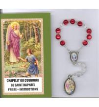 CHAPELET OU COURONNE DE ST RAPHAEL + prière