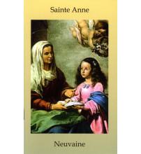 NEUVAINE A SAINTE ANNE