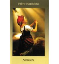 NEUVAINE A SAINTE BERNADETTE