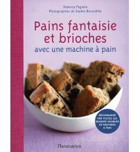 PAINS FANTAISIE ET BRIOCHES avec une machine à pain /41/