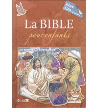 BIBLE POUR ENFANTS (LA) Le Nouveau Testament