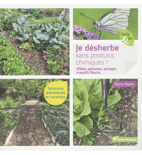 JE DÉSHERBE SANS PRODUITS CHIMIQUES ! Allées, pelouses, potager, massifs fleuris...