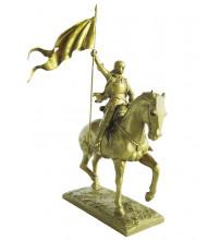 Saint Jeanne d'Arc à Cheval