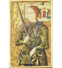 "Tableau-Icône ""Jeanne d'Arc"""