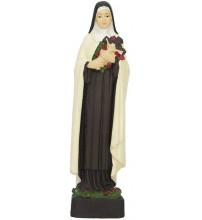Statue Sainte Thérèse - Hauteur 16 cm