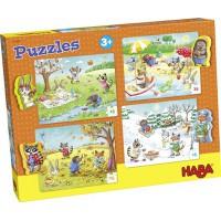 SAISONS (LES) puzzle