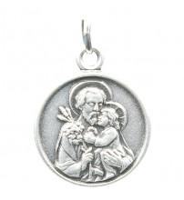 MEDAIL ST JOSEPH argent