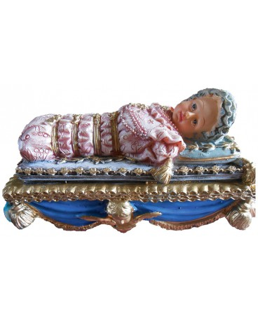 STATUETTE DE MARIE-ENFANT