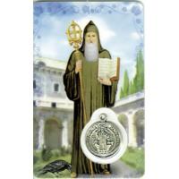 SAINT BENOÎT Carte-médaille