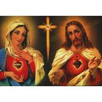 SACRÉ CŒURS DE JÉSUS ET MARIE