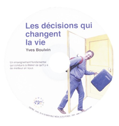 DECISIONS QUI CHANGENT LA VIE (LES)