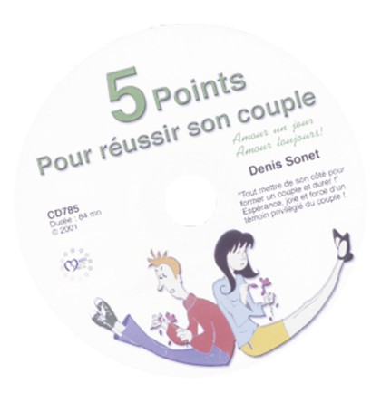 5 POINTS POUR REUSSIR SON COUPLE