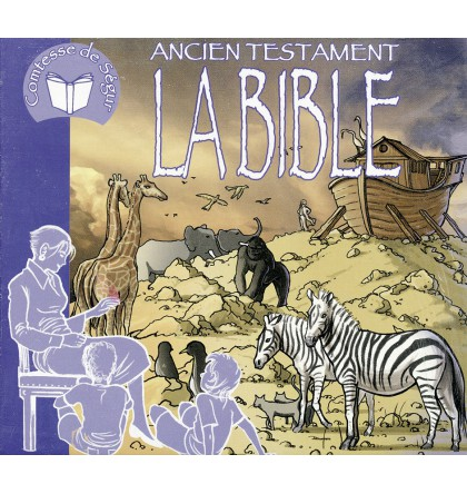 LA BIBLE Ancien Testament - CD Comtesse de Ségur