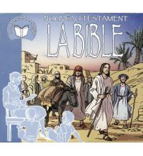LA BIBLE Nouveau Testament CD Comtesse de Ségur