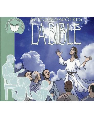 LA BIBLE Acte des Apôtres CD Comtesse de Ségur