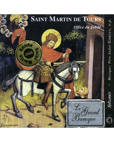 ST MARTIN DE TOURS OFFICE DU JUBILE