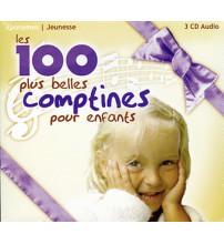 100 PLUS BELLES COMPTINES POUR ENFANTS (LES)