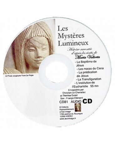 MARIA VALTORTA CD2 MYST LUMINEUX Méditation d'après ses écrits