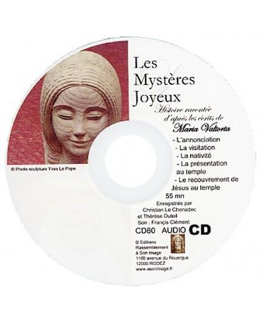MARIA VALTORTA CD1 MYST JOYEUX Méditation d'après ses écrits