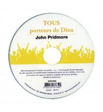 TOUS PORTEURS DE DIEU CD