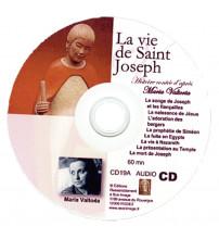 VIE DE ST JOSEPH D'APRES MARIA VALTORTA CD