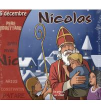NICOLAS - CD audio