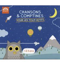 CHANSONS ET COMPTINES POUR LES TOUT-PETITS