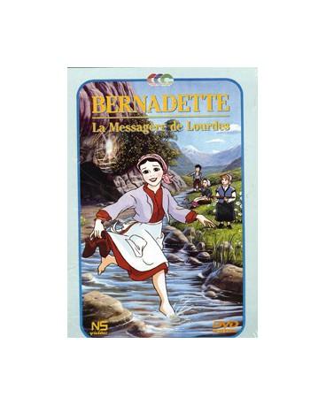 BERNADETTE LA MESSAGERE DE LOURDES DVD