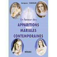 EN FAVEUR DES APPARITIONS MARIALES CONTEMPORAINES…