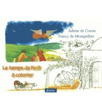 TEMPS DE NOEL A COLORIER (LE)