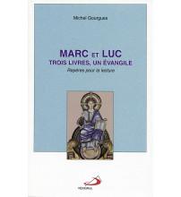 MARC ET LUC 3 LIVRES 1 EVANGILE
