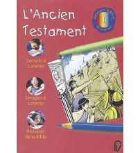 ANCIEN TESTAMENT (L') A COLORIER