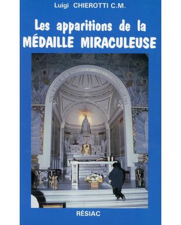 APPARITIONS DE LA MEDAILLE MIRACULEUSE