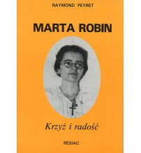 MARTA ROBIN (Biographie en langue polonaise)