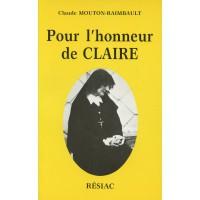 POUR L'HONNEUR DE CLAIRE
