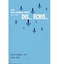DIS… ÉCRIS…
