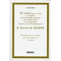 ACTES DES APÔTRES Tome 4 ET VOICI LE SECRET DE MARIE