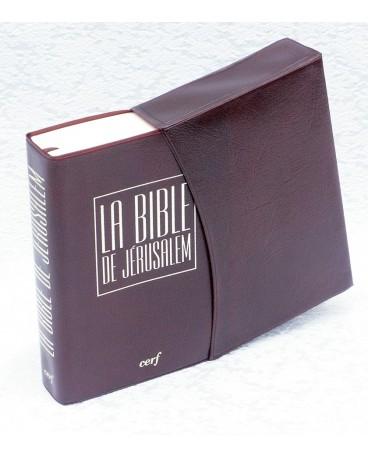 BIBLE DE JERUSALEM FT POCHE 9 X 13,5 CM VINYL