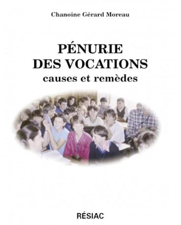 PENURIE DES VOCATIONS
