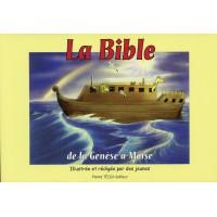 BIBLE (LA) - DE LA GENÈSE À MOISE